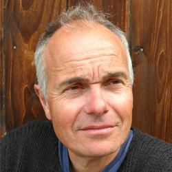 Buchautor und Kinderbuchautor Bernhard Hagemann